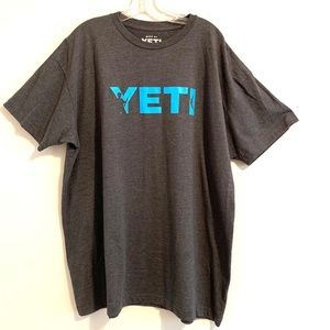 Yeti Gray Graphic Tee